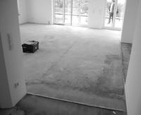 Ob Sanierung oder Neubau: Es kommt auf eine perfekte Untergrundvorbereitung an.