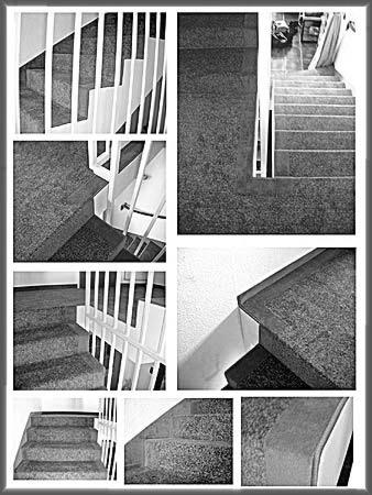 Objektbegehung/-abnahme des Gewerks Bodenbelagarbeiten